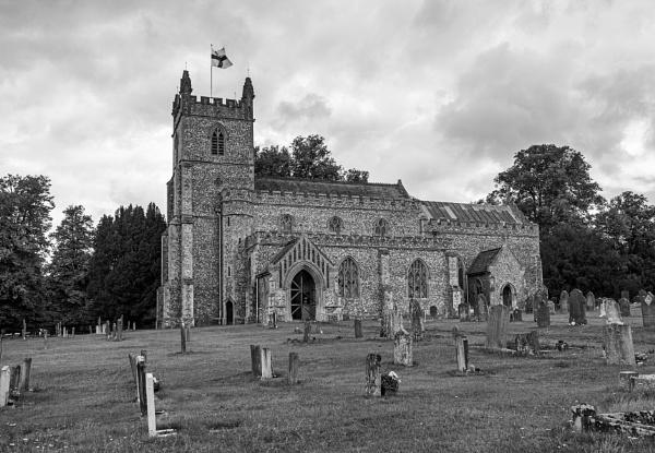 St Marys Church, East Raynham by pdunstan_Greymoon