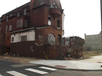 Philadelphia--The Dark Side