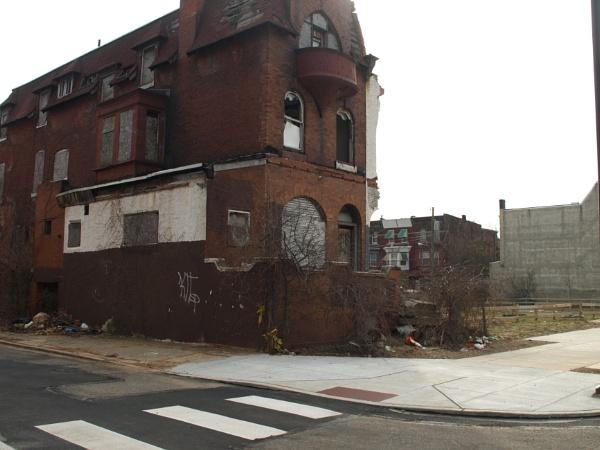 Philadelphia--The Dark Side by handlerstudio