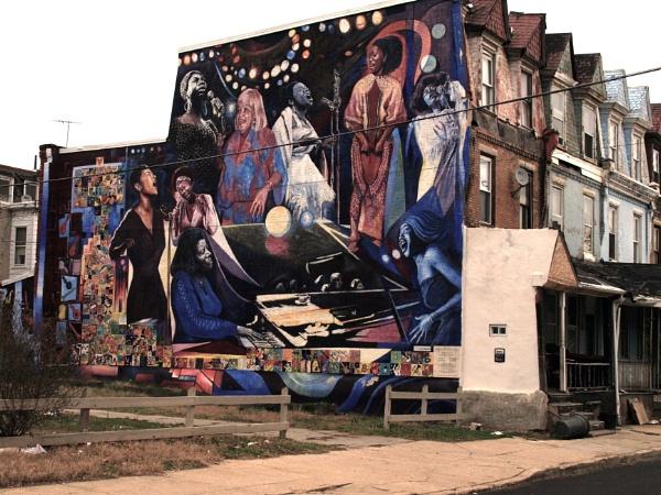 Philadelphia--The Light Side by handlerstudio