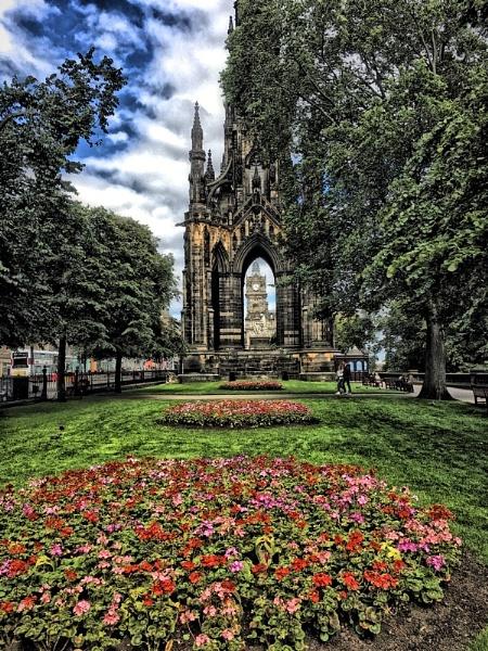 Edinburgh by Eckyboy