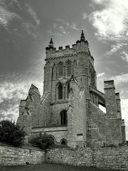 St Hildas by DaveRyder