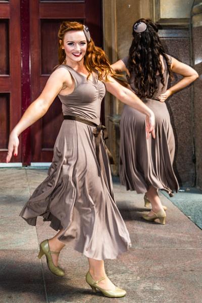 City Dancer by Sagramor