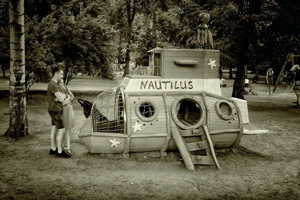 Nautilus by leo_nid