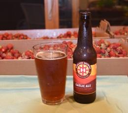 Beer and berries