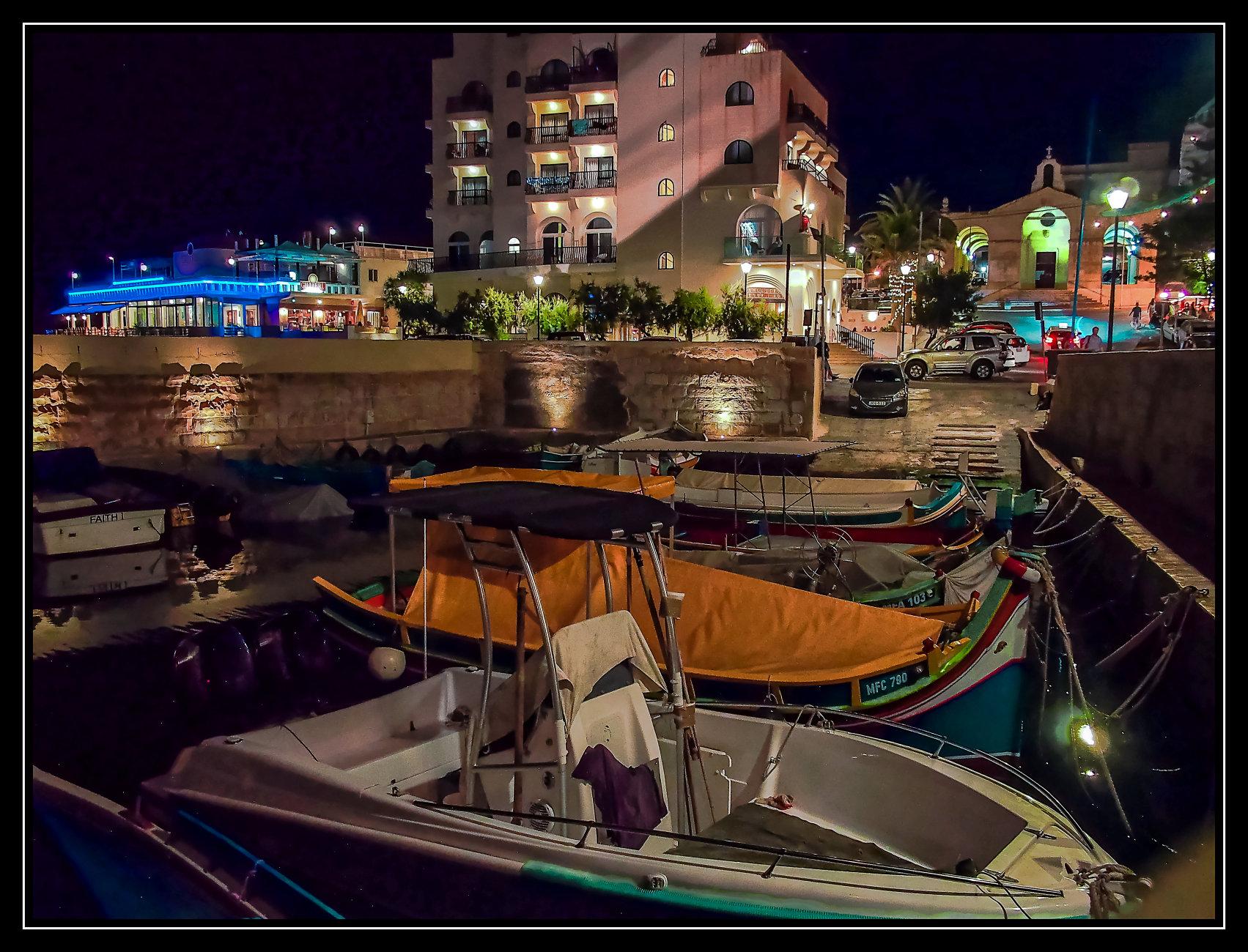 Bugibba Qawra --- St Paul's Bay Malta