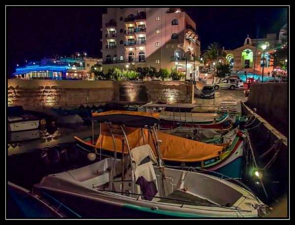 Bugibba Qawra --- St Paul\'s Bay Malta by Edcat55