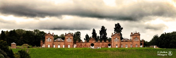 Dark Skies Over Chatelherault by Jmag60