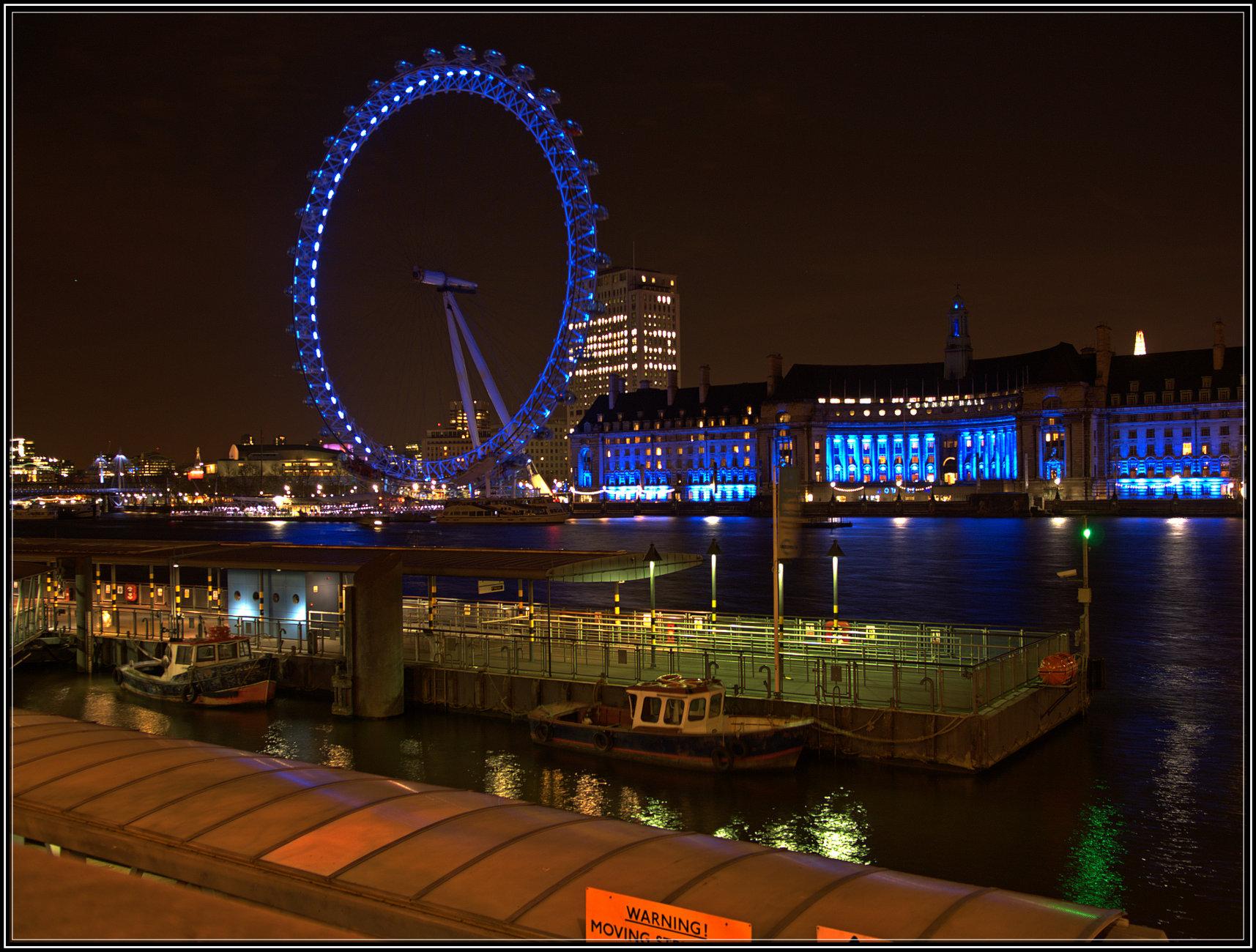 London Eye @ f2.8