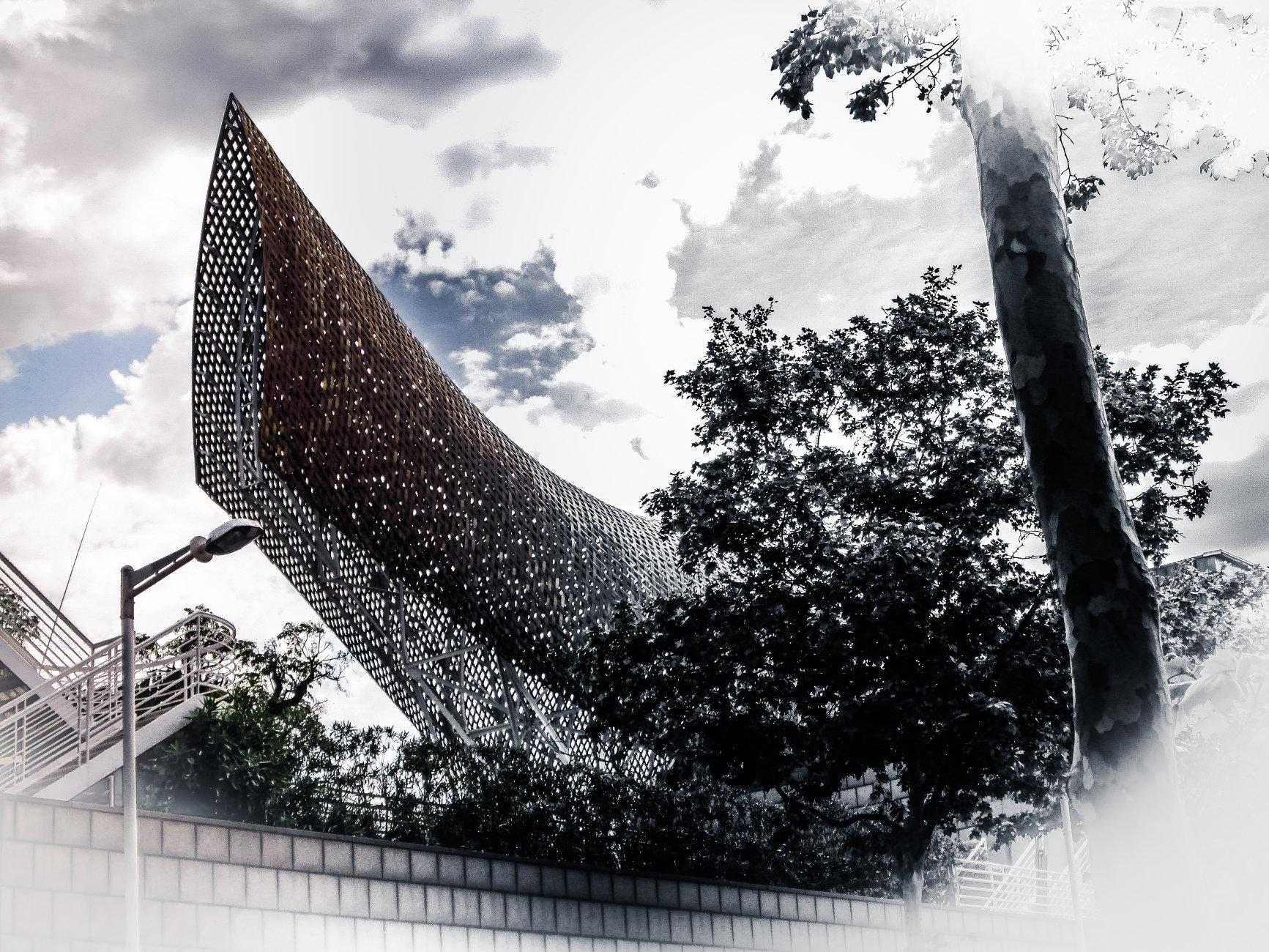 El Peix D'Or Frank Gehry