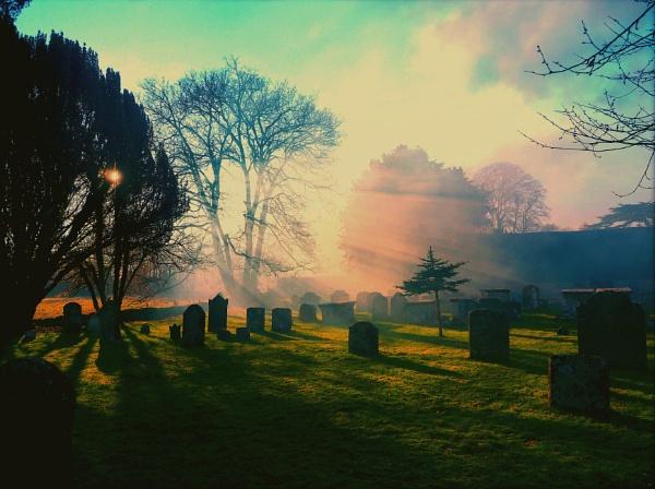 Down Ampney churchyard,Gloucestershire. by niknakpaddywhack