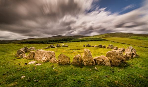 Stone Circle by Brenty