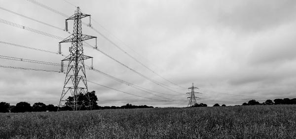 Pylons by 64Peteschoice