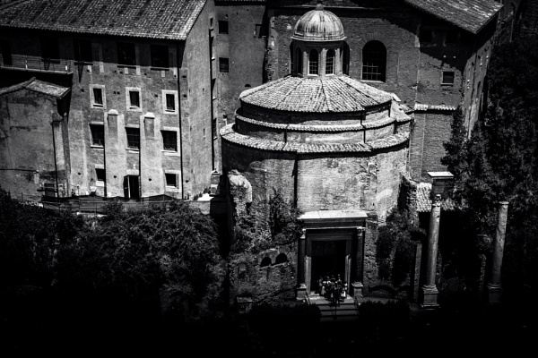 Ancient Rome by bobbyl