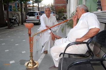 Kolkata # 34 Is Hookah smoking safe?