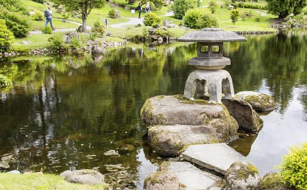 Japanese Gardens  - Dollar by Irishkate