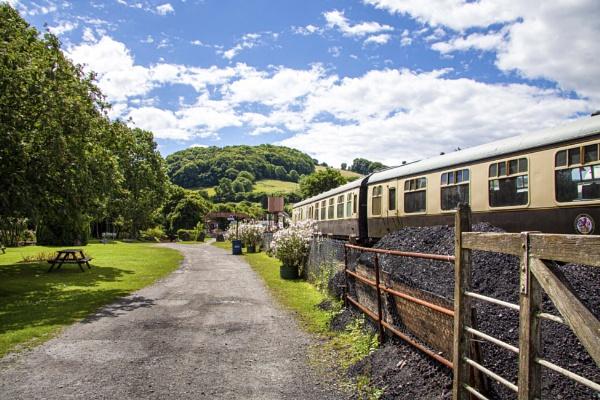 Train siding by interchelleamateurphotography