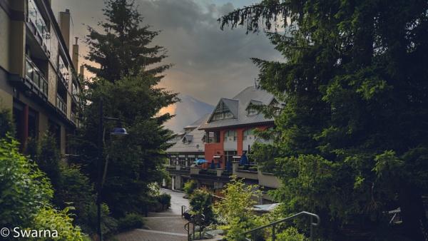 Morning time in Whistler II .... by Swarnadip