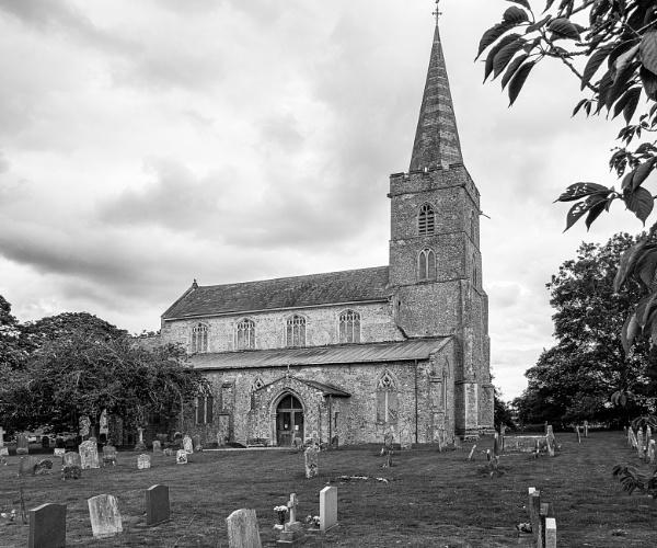 St Mary the Virgin church, Beeston by pdunstan_Greymoon