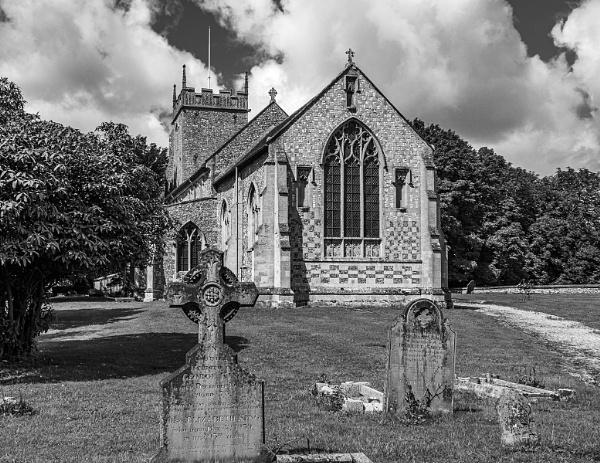 All Saints church, Burnham Thorpe by pdunstan_Greymoon