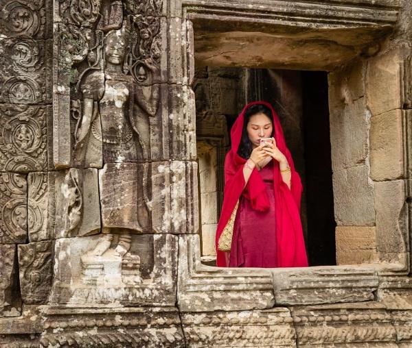 Cambodia Princess by david1810