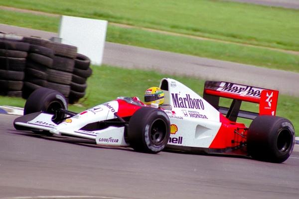 Senna by rickie