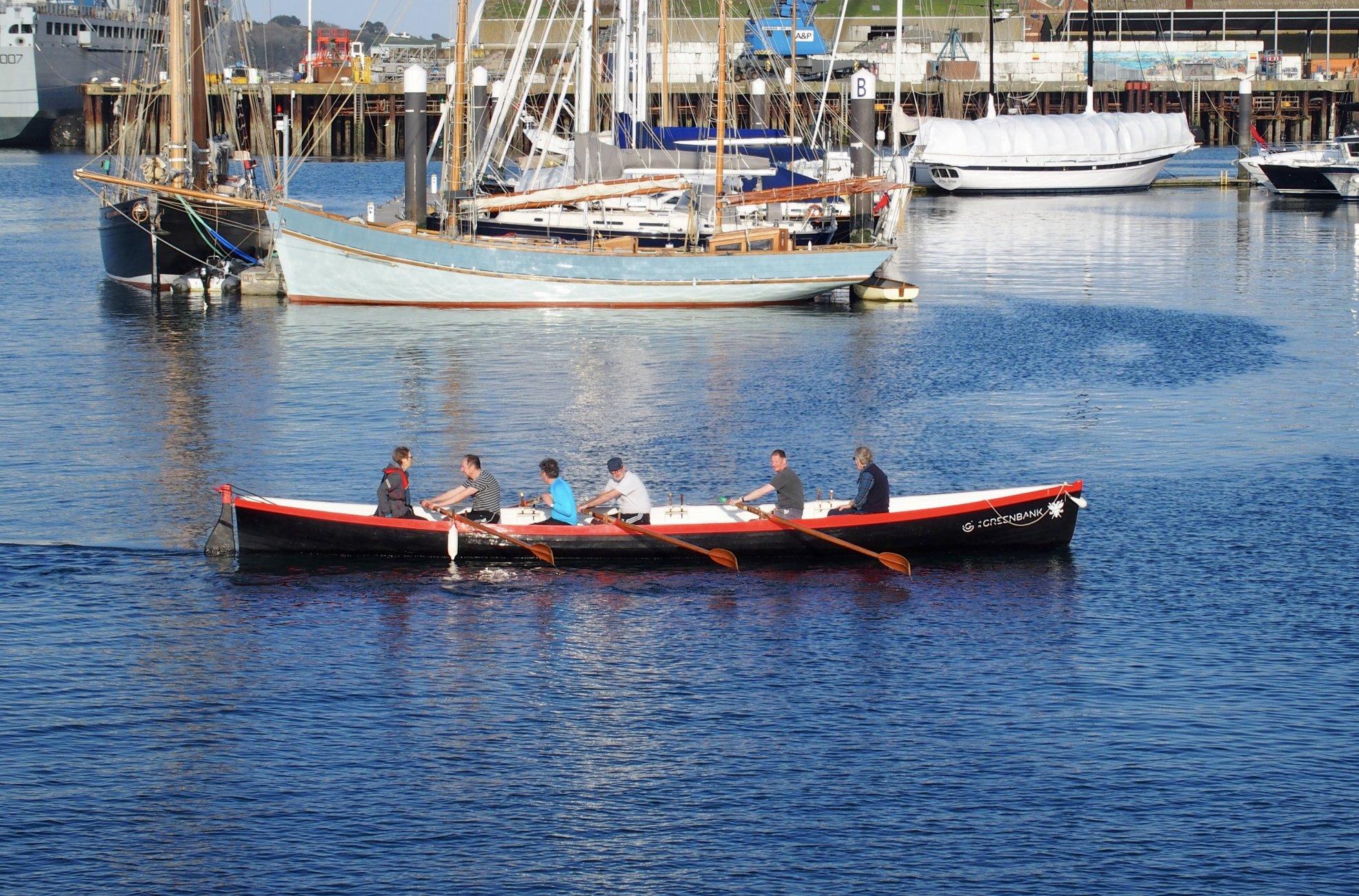 Rowing club - Falmouth
