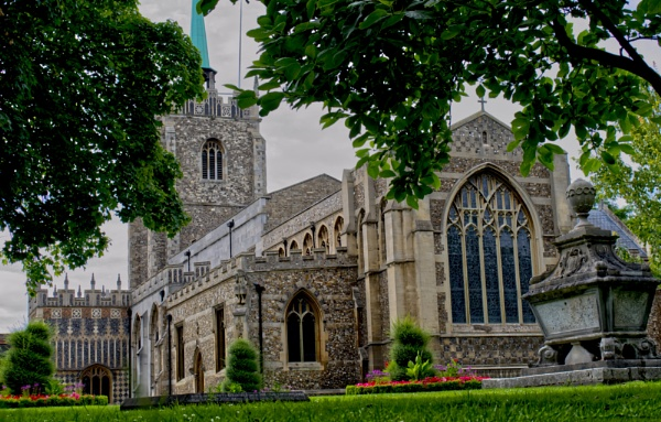 Chelmsford Cathedral by lost_in_colour