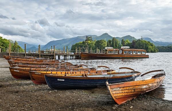 Keswick Boats by DTM