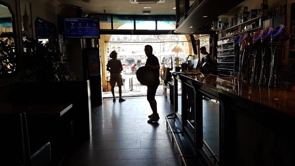 bar in Libourne by bornstupix2
