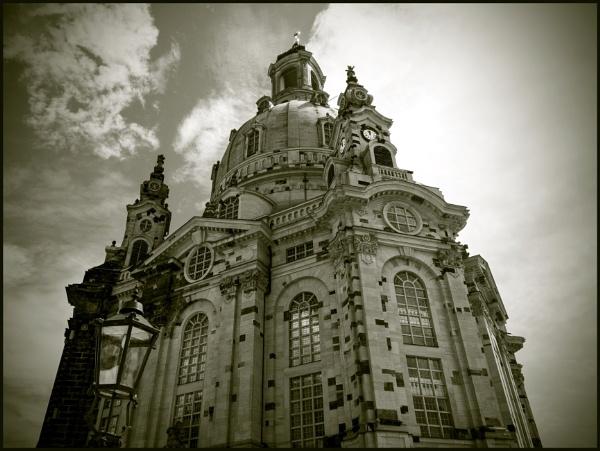 Dresden, Frauenkirche by kw