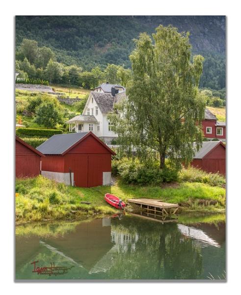 Olden Norway by IainHamer