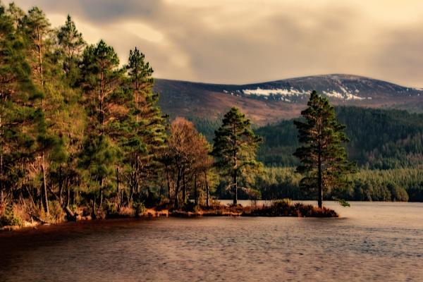 Loch Eilean by dven