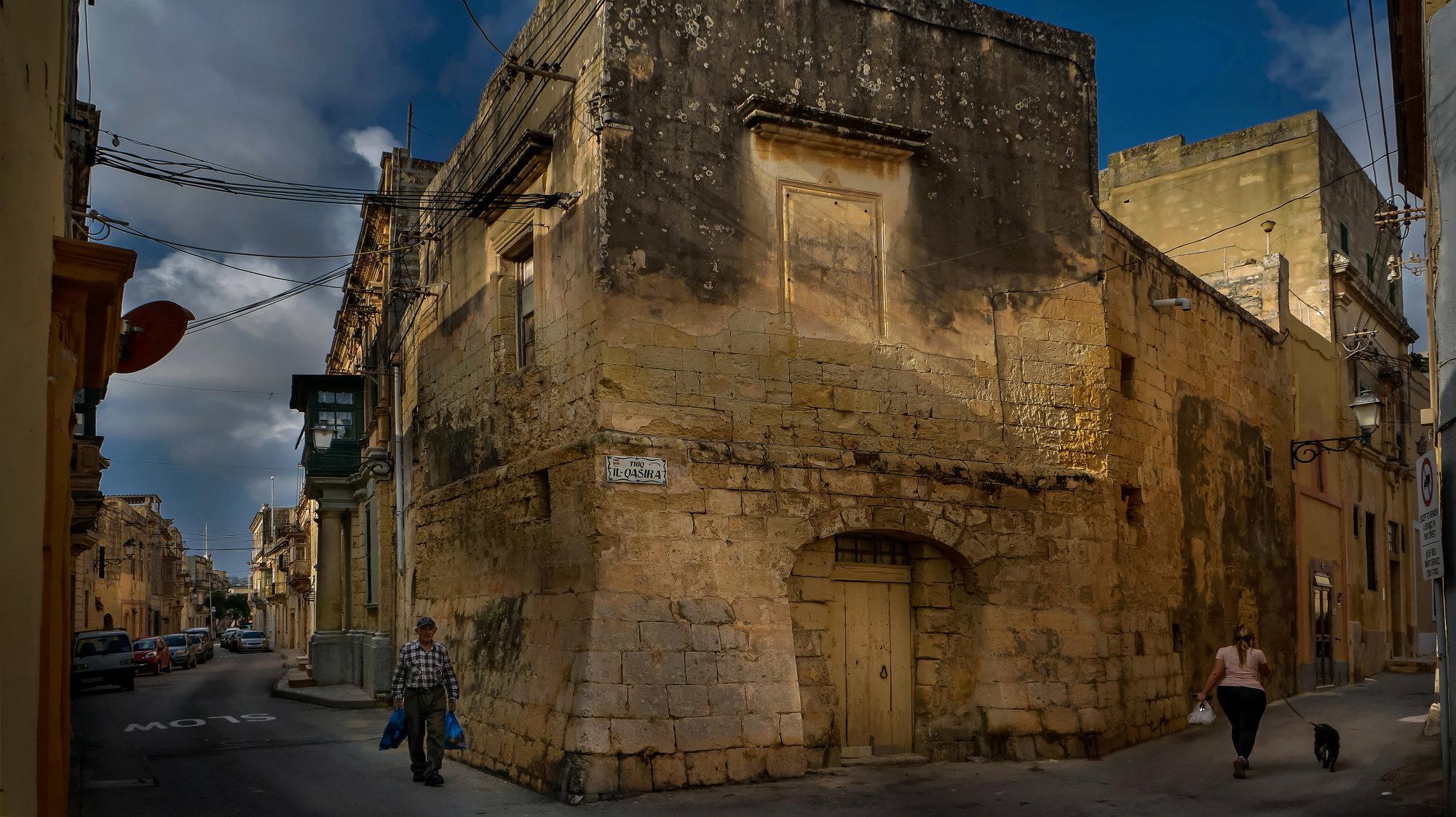 Siggiewi Street Corner