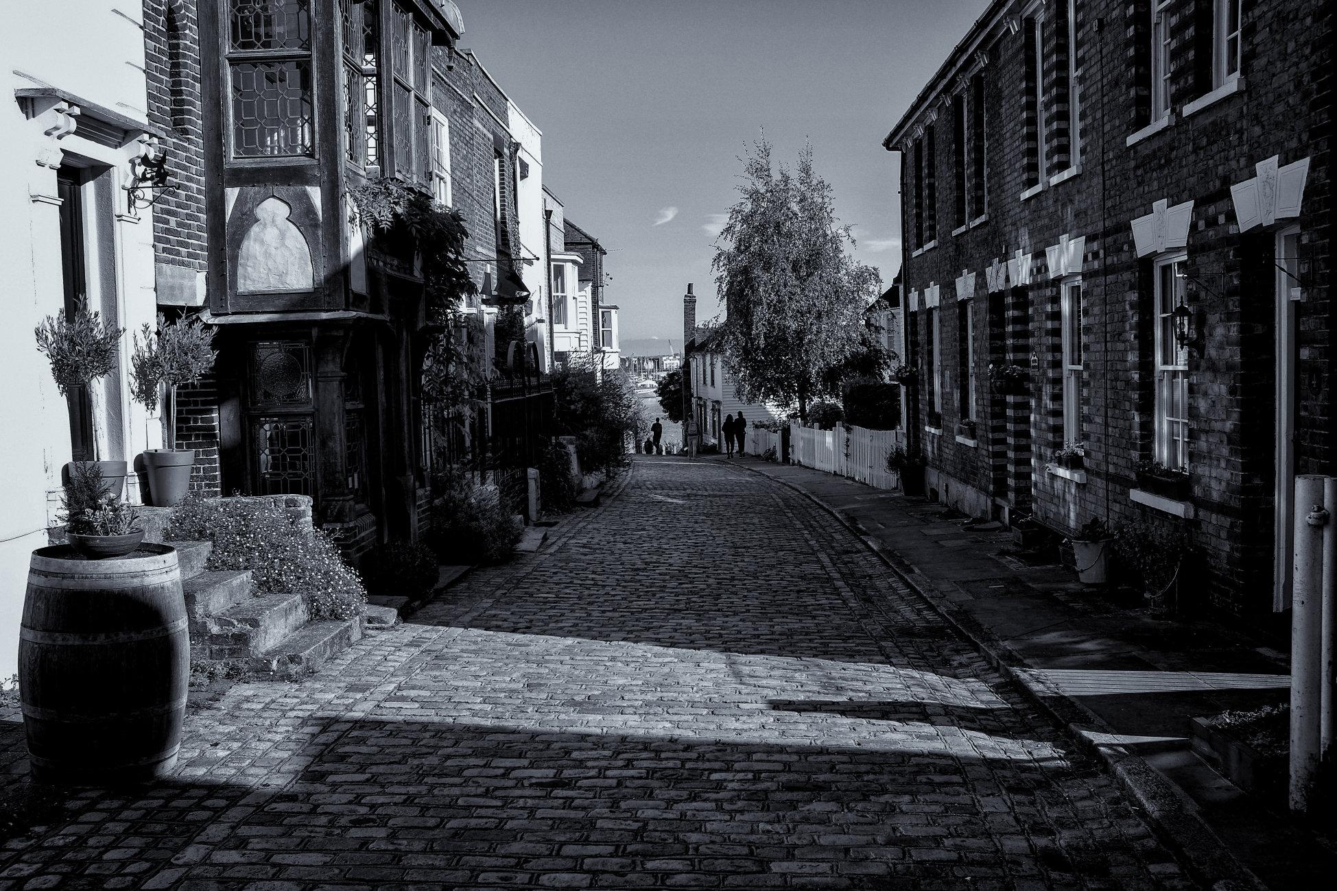 Upper Upnor Village High Street