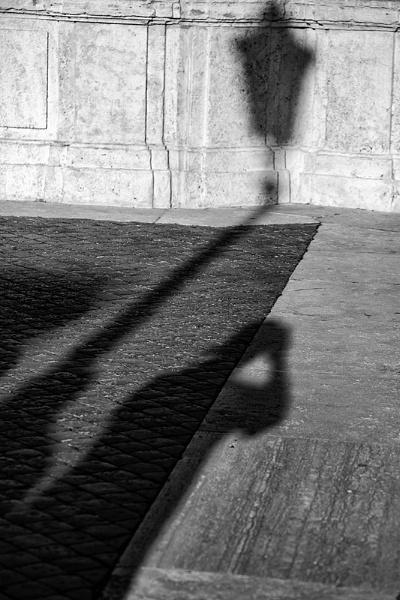 Saturday shadow by rontear