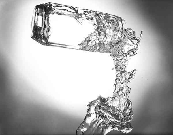 Water fall by JackAllTog