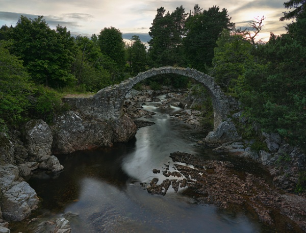 Sundown Carrbridge by hwatt