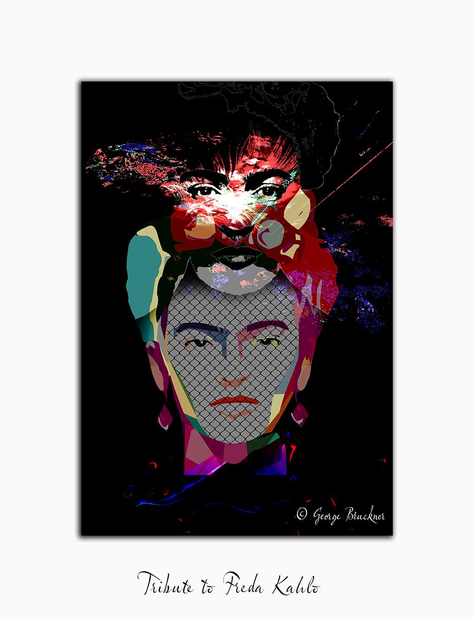 Tribute to Freda Kahlo