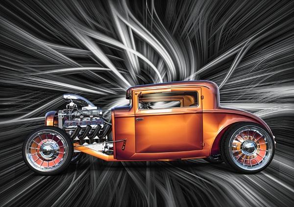 Hotrod by RLF