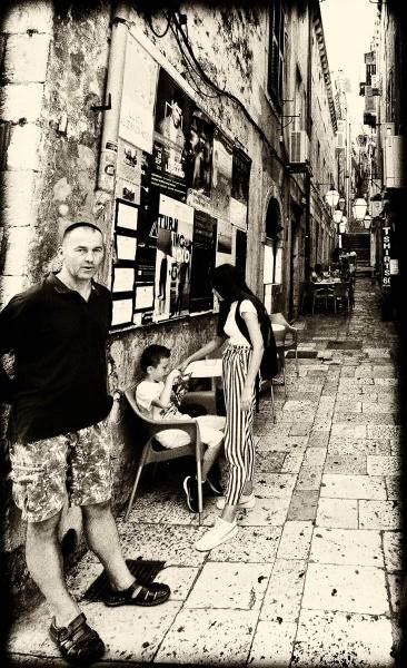 Side Street by RolandC