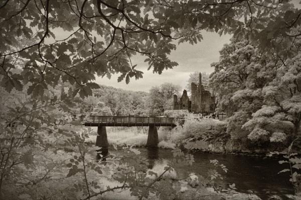 Finchale Priory by RadarUK