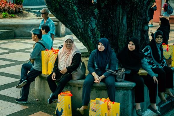 Malaysia street portrait by manicam