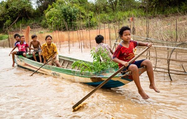 Cambodia kids 1 by david1810