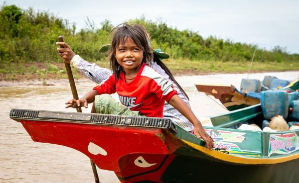 Cambodia Kids 2 by david1810