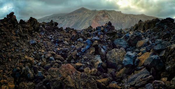 Landscape on the El Hierro Island by MAK54