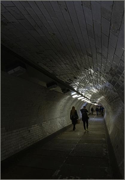 Tunnel Vision by AlfieK