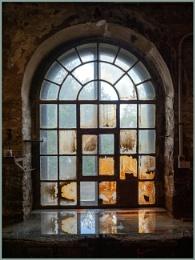 Coloured Window (Historic Industry 2)