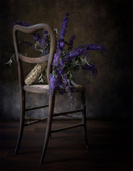 Lindas Chair II by chase