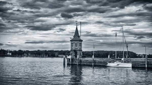 Konstanz Harbour by Xandru